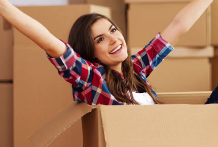 Residential Movers in Grande Prairie AB